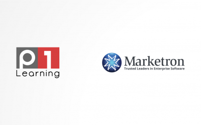 Marketron Aligns With P1 Learning To Create A Digital Sales Training Library